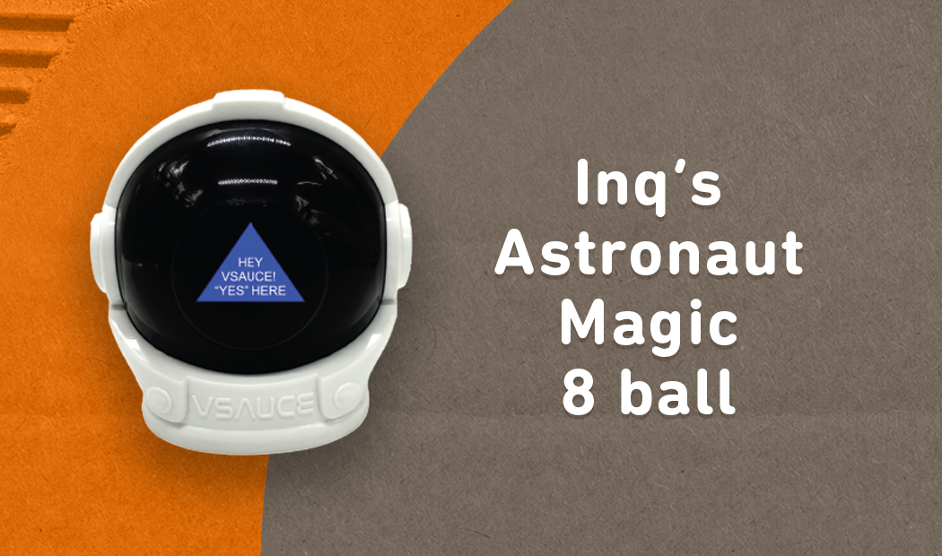Inq's Magic 8 Ball Summer Curiosity Box