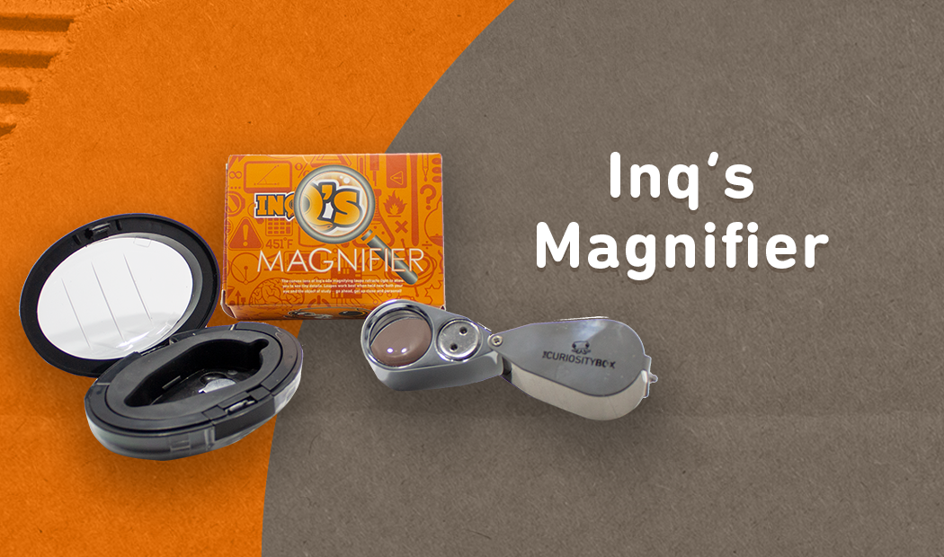 Inq's Magnifier Summer Curiosity Box