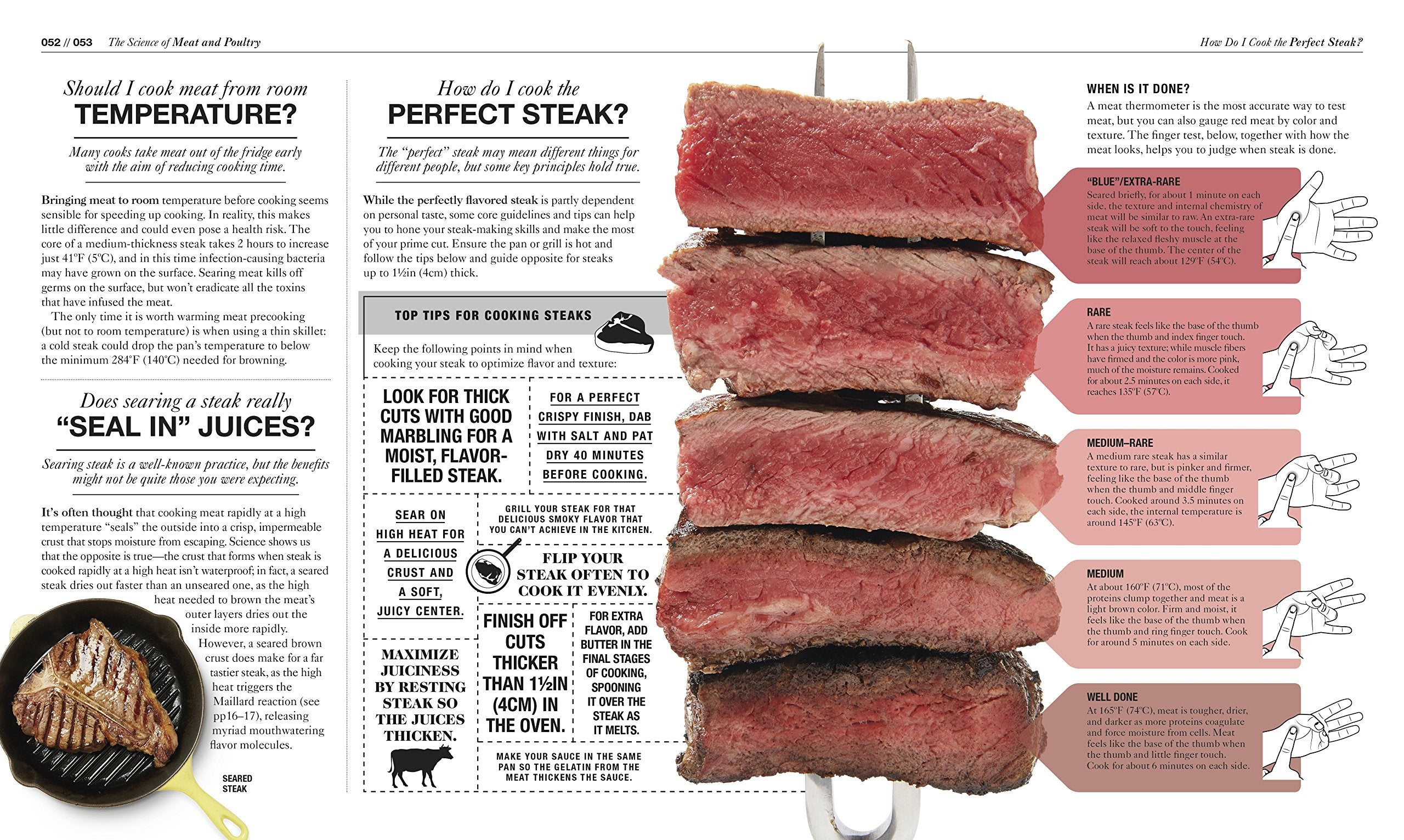 The Science of Cooking Meat