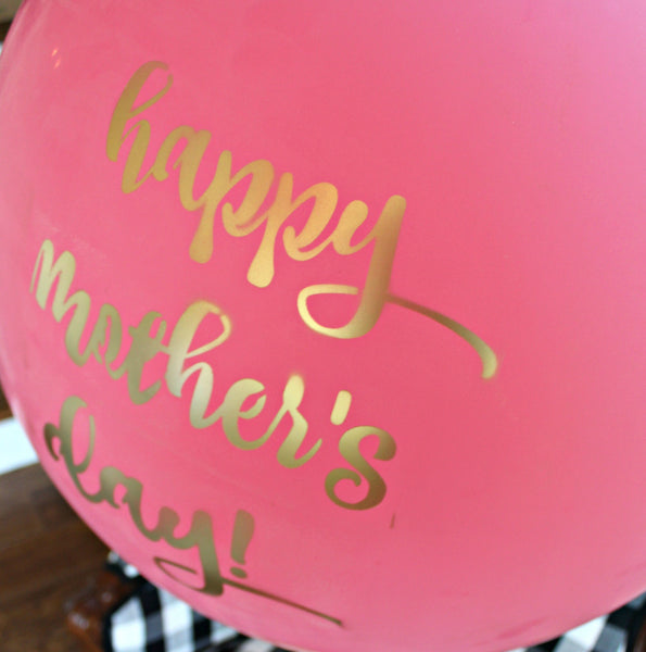 Balloon Love (Mother's Day)