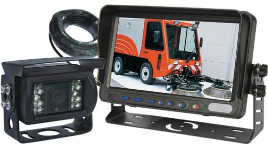 NBS Backup Monitoring Camera Kit