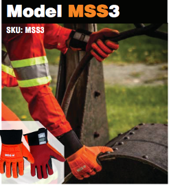 MSS PPE WORK GLOVES MS3 (25 pair)