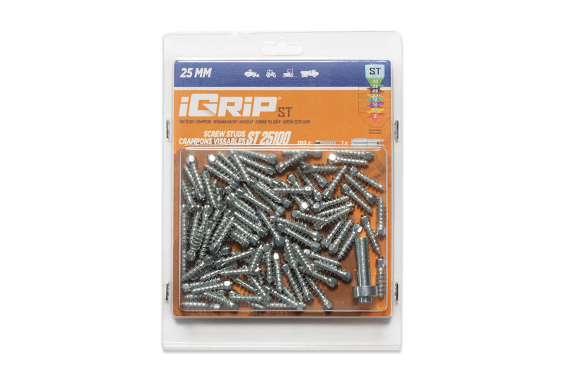 iGrip 1 inch 25 mm Standard Wheel Studs