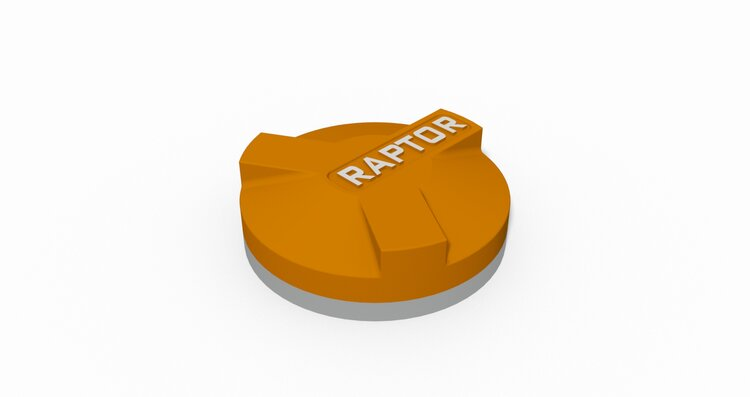 Raptor® Wear Buttons