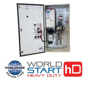 WorldStart Standard Duty HD Soft Starters 230 Volt