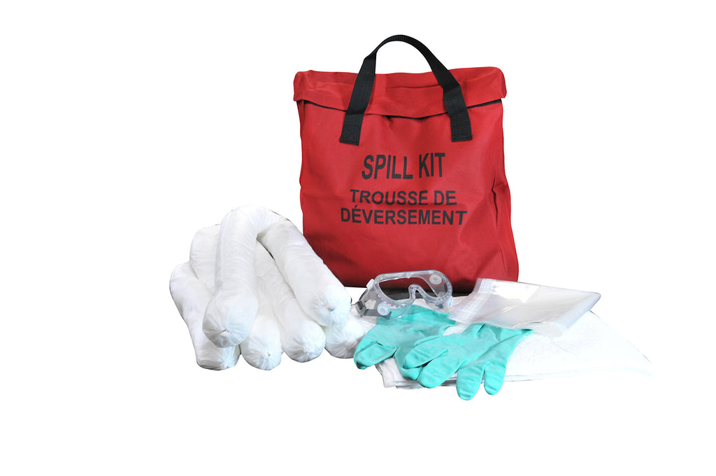 Spill Kit Oil Only Storage Bag Velco