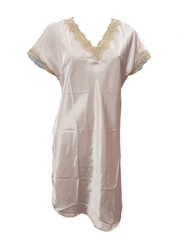 Shadowline Charming Charmeuse Sleep Gown - 4503