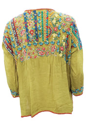 Johnny Was Tamryn Blouse - C19220-6