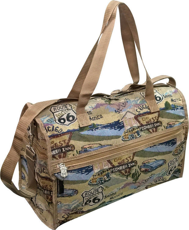 Route 66 Duffel Bag - T219J1#66