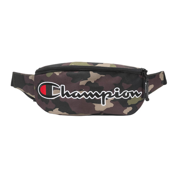 Champion Men's Prime Waist Bag Woodland Camo One Size- CH1043