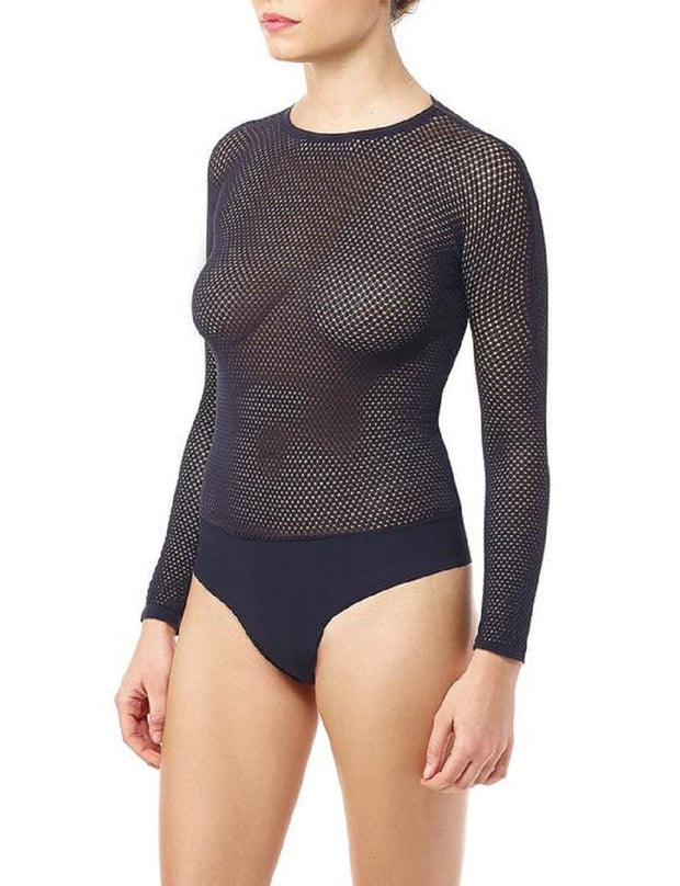 Commando Downtown Net Bodysuit - BDS04