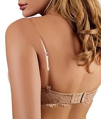 Fashion Forms Invisible Bra Straps, 3 Pairs - 5540