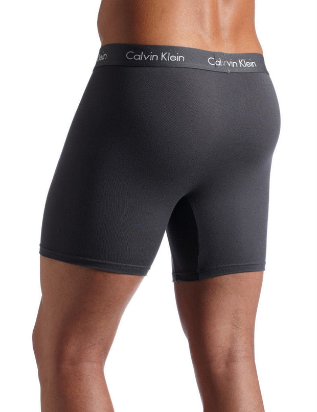 Calvin Klein Men's Micro Modal Boxer Brief - U5555