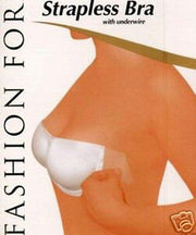 Fashion Forms Extreme Silicone Strapless Bra - 16520, Nude