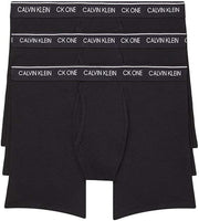 Calvin Klein Men's Underwear CK One Cotton Boxer Briefs - NB2407