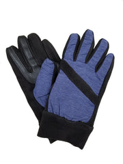 Isotoner Smartdri Super Soft Nylon Fleece Pieced Glove - A51026