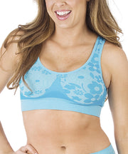 Rhonda Ahh Shear Seamless Leisure Bra - 9588