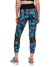 Superdry Active Mesh 7-8 Leggings - GS3107AT