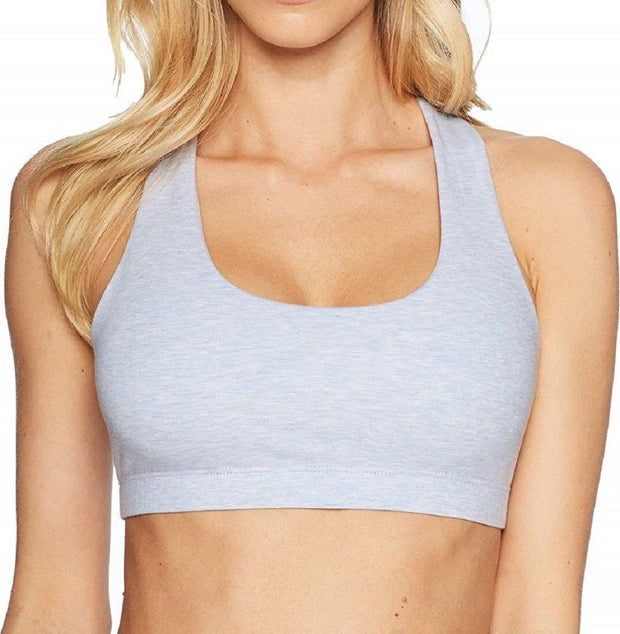 Commando Womens Cotton Racerback Bralette - CBRA05 - CBRA55
