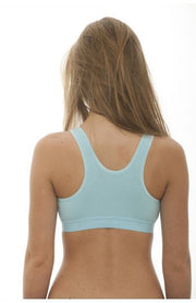 La Leche League Cross Over Soft Cup Nursing Bra - 4150