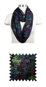 Rampage Animal Instincts Infinity Scarf One Size - SCR-2000L
