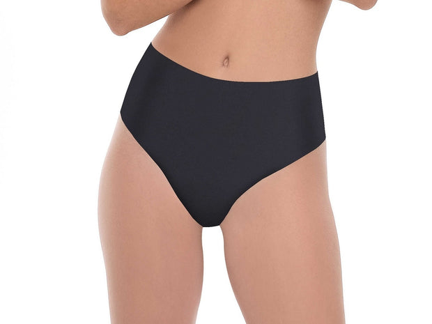 Commando Classic High Rise Thong Panty - HRT01