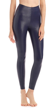 Commando Women's Perfect Control Faux Leather Leggings - SLG06