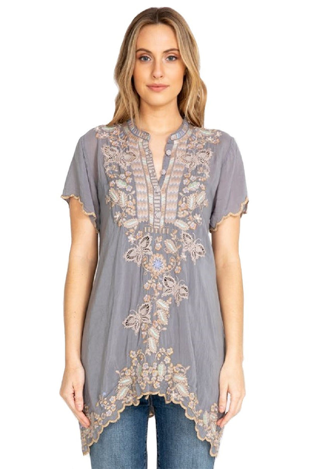 Johnny Was Monark Tunic - C23919-3