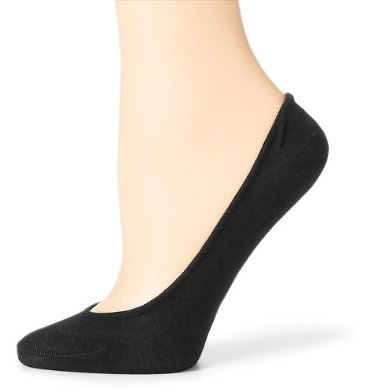 HUE Women's Hidden Cotton Liners - 7954