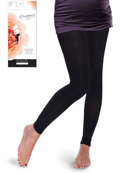 Preggers Maternity Light Compression Leggings 10-15 mmHg