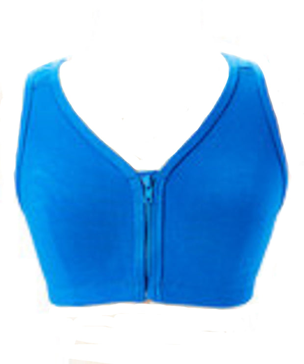 Valmont Zip-Front Sports Bra - 1611A
