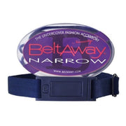 Beltaway NARROW Woman's Flat Buckle Belt Plus Size 16-2X