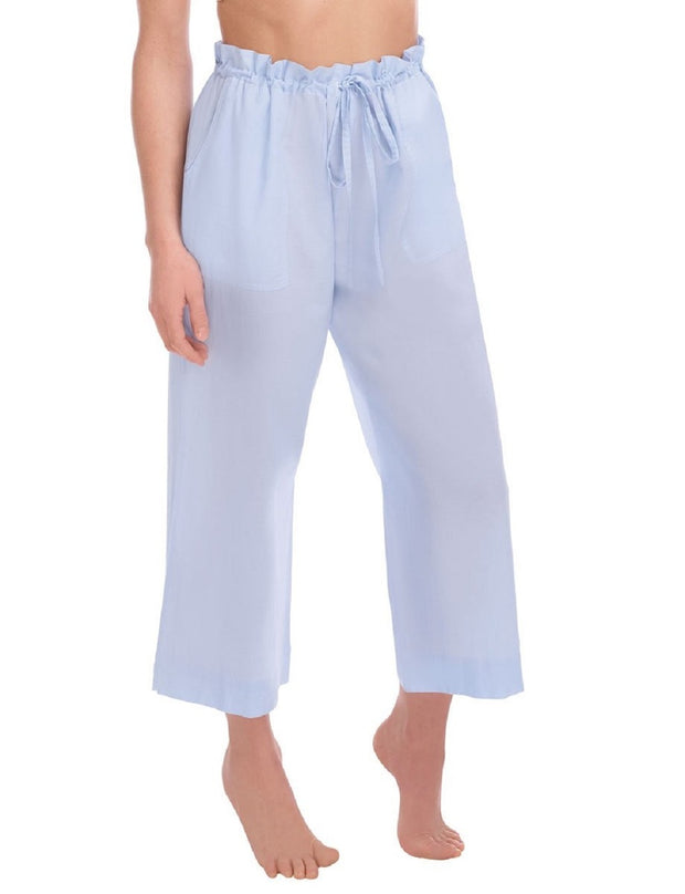 Commando Cotton Voile Crop Pant - CV102