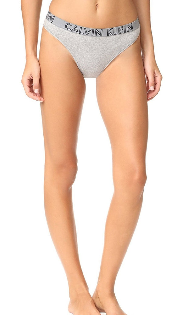 Calvin Klein Women's Ultimate Cotton Thong - QD3636