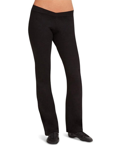 Capezio Little Girls' Tactel Jazz Pant - TC750C