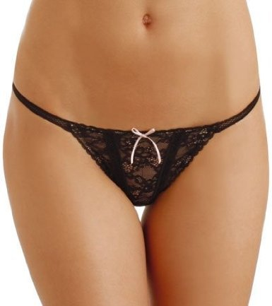 Wacoal b.tempt'd Rhapsody in Lace Thong - 942165