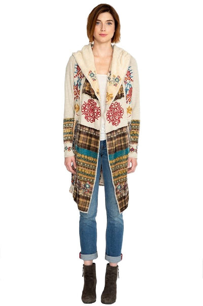 Johnny Was Joponi Print Duster - B55018