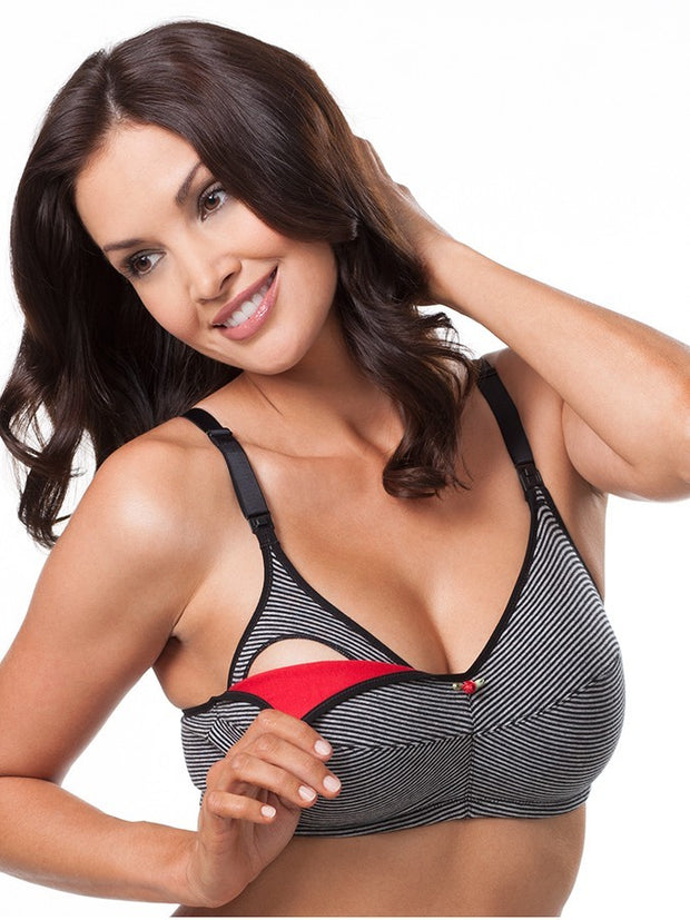 Leading Lady Casual Comfort Softcup Nursing Bra 2-Pack - 4001