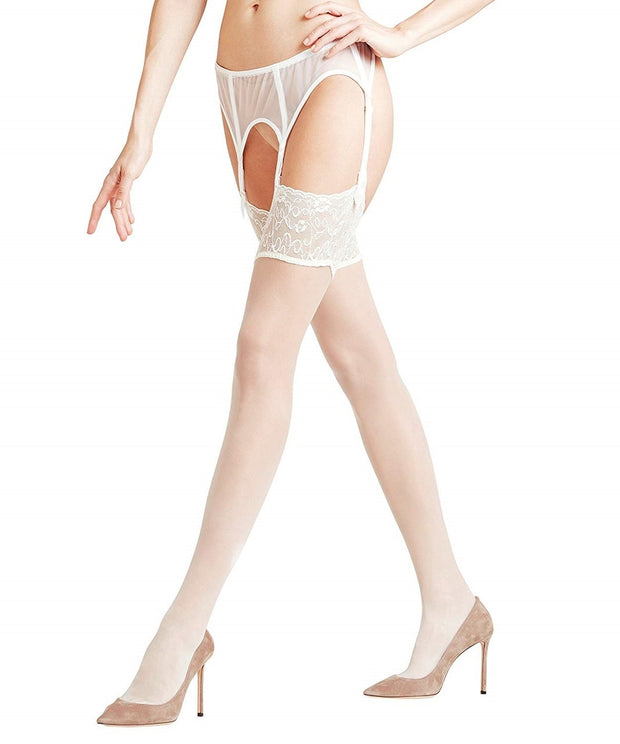 FALKE Siedenglatt 15 Denier Stockings - 41519