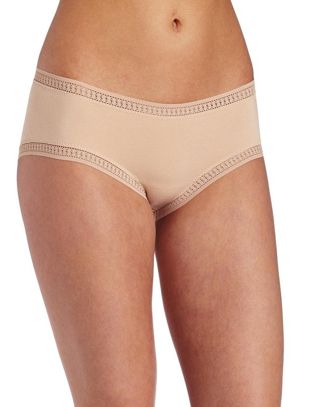 On Gossamer Women's Cabana Cotton Boyshort Panty - 025973