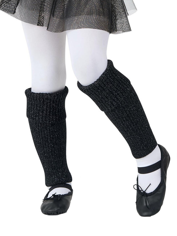 "Capezio Women's Fully Ribbed 18"" Legwarmer One Size - 11714W"