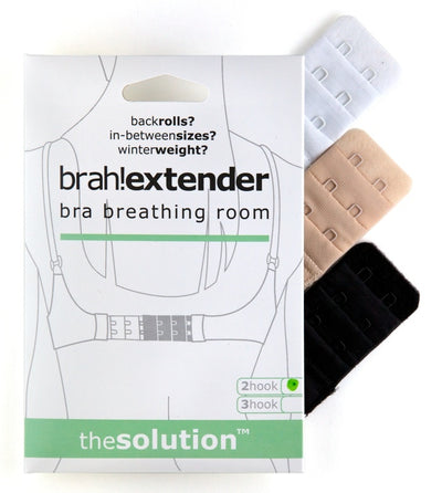 Fashion First Aid Brah Extender Bra Breathing Room Assorted Color