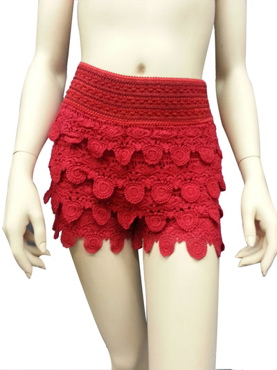 Always USA Lace Short - SP 30