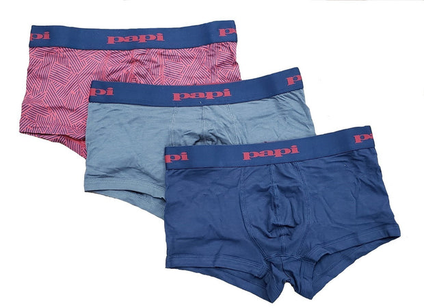 Papi Brazilian Cotton Stretch Trunks - 980548