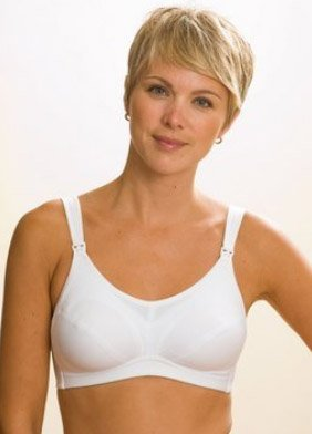 La Leche League Elizabeth No Wire Bra - 4112