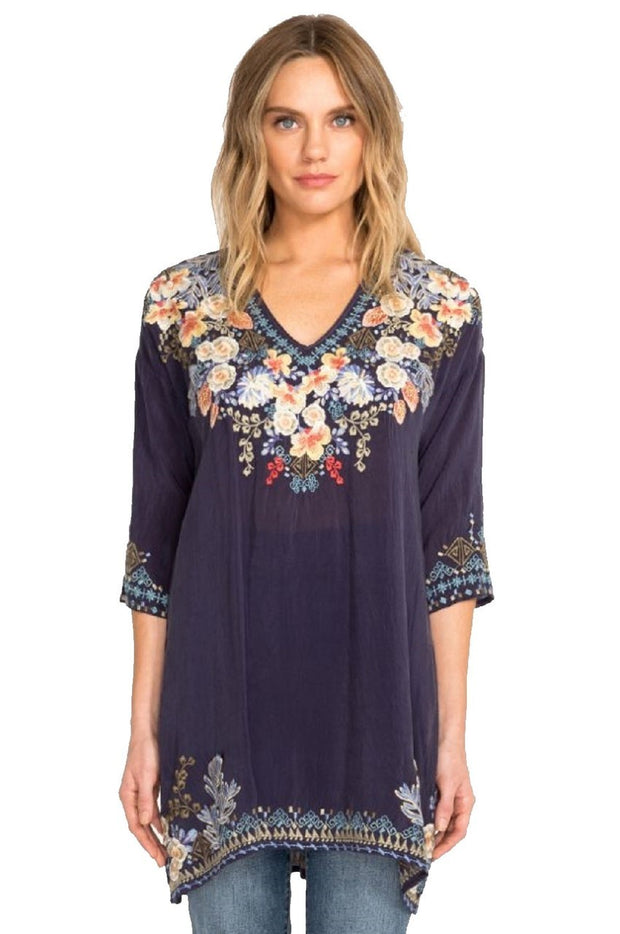 Johnny Was Kalea Tunic - C22418