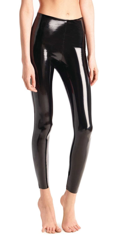 Commando Faux Patent Leather Legging with Perfect Control - SLG25