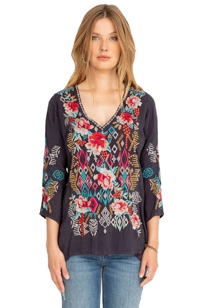 Johnny Was Emmaline Blouse - C13219-8