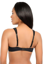 QT Intimates Fleece Lined Wireless Nursing Bra 4314