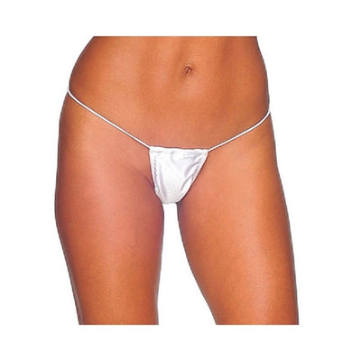 Body Zone Tiny Tee G String Panty - 1010SL